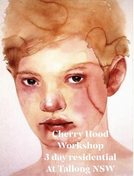 Cherry Hood workshop
